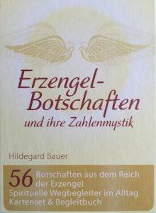 Hildegard Bauer Erzengel Begleitbuch
